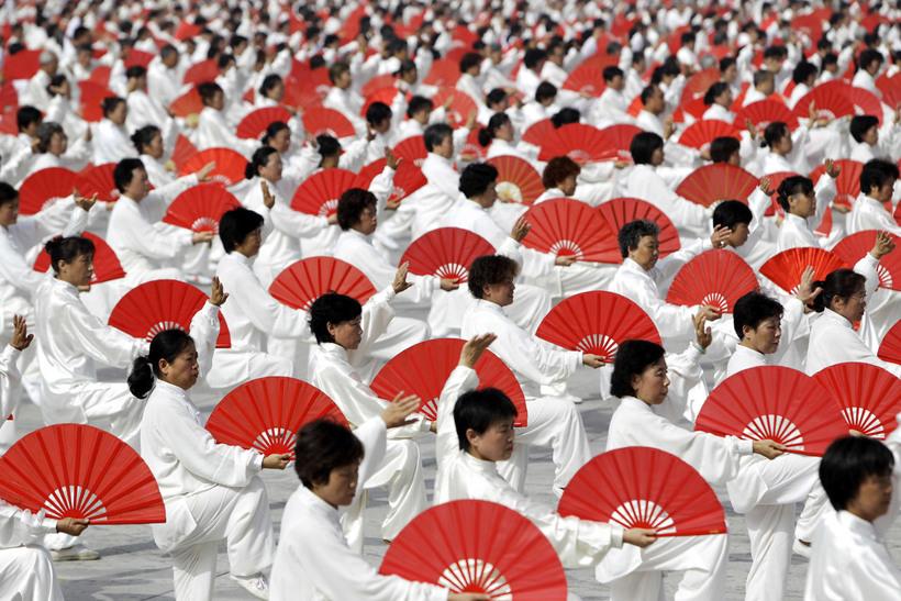 Перфекционистам в радость: толпа не всегда представляет собой хаос
