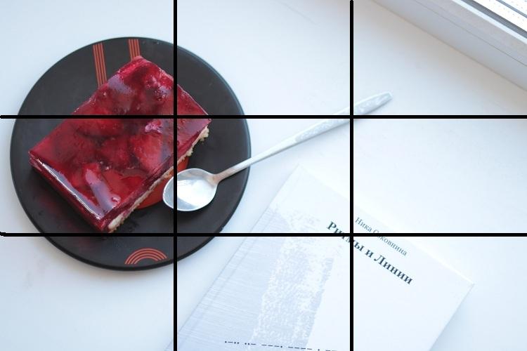 Как аппетитно фотографировать еду: 5 базовых советов на примере чизкейка