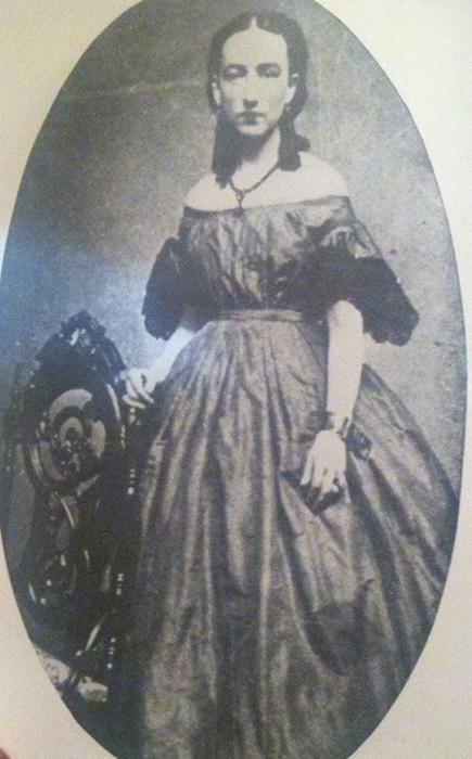 Бенджамин Вуд девушка в заточении Элен Уолш