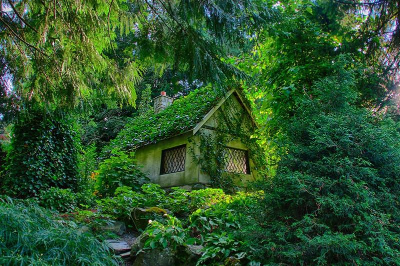 дома жизнь одиночество отдаленность природа