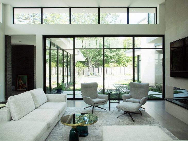 House in Dallas by Classic Modern Design Build
