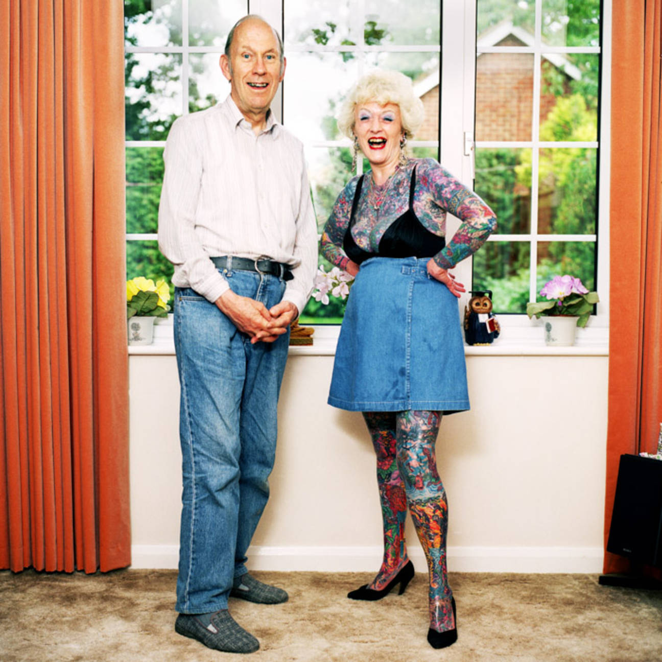 Aging with style - The most badass grandparents of Great Britain