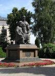 IMG_7353 Памятник «Зодчим Казанского Кремля»