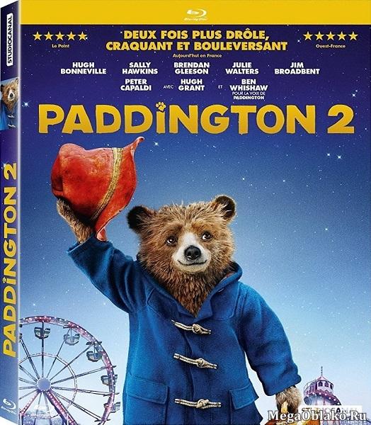 Приключения Паддингтона 2 / Paddington 2 (2017/BDRip/HDRip)