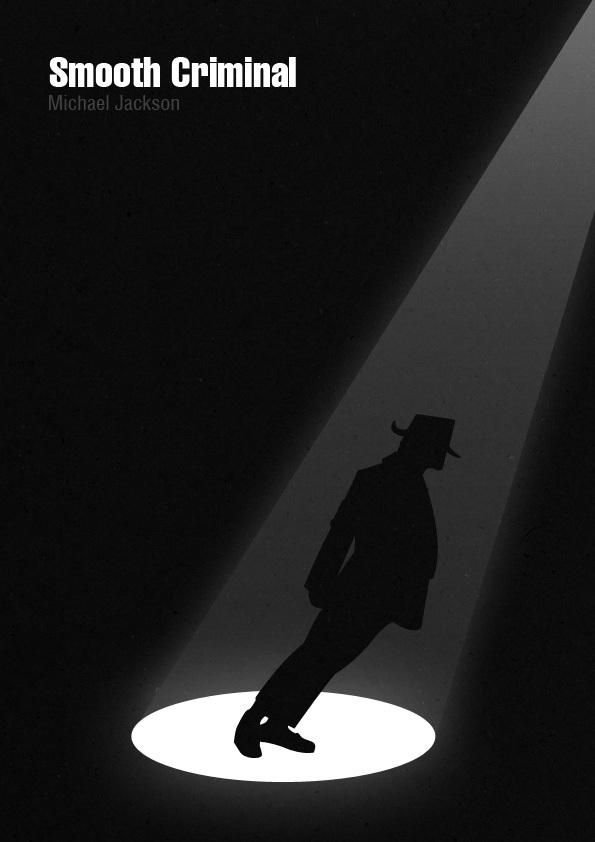 Michael Jackson Minimalist Posters - Tharanga Punchihewa