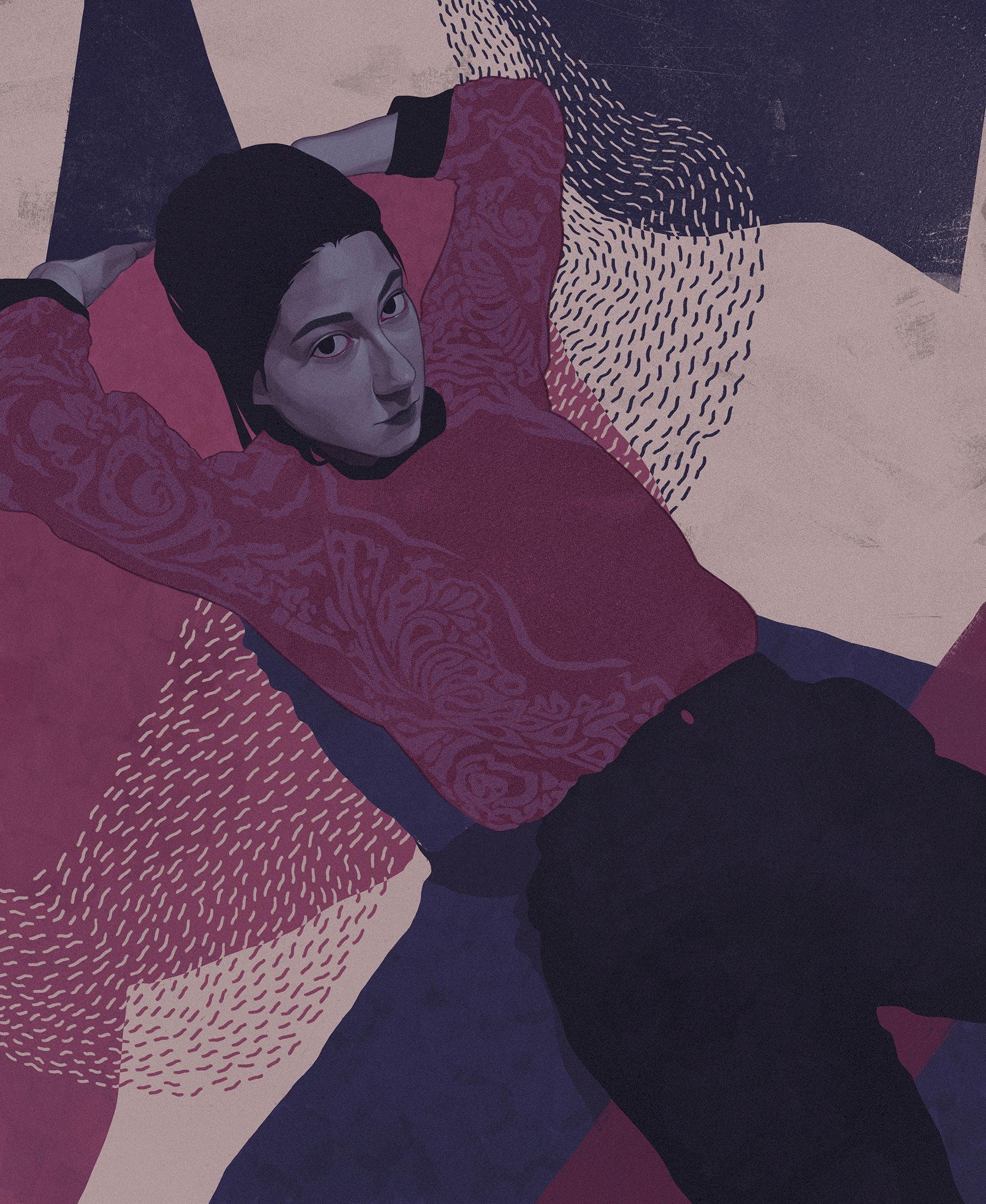 Enchanting Illustrations by Ana Godis
