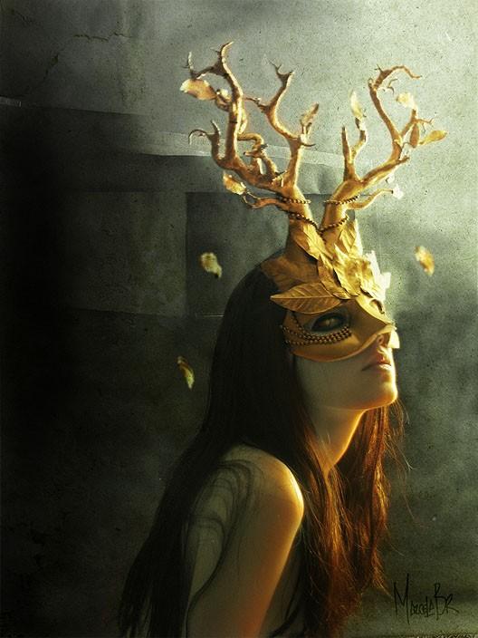 Digital Artist - Marcela Bolivar