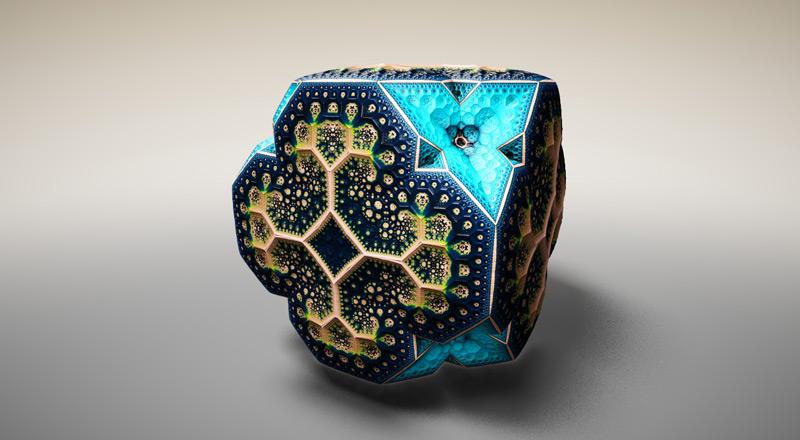 Faberge Fractals