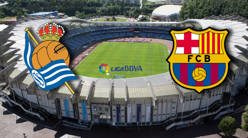 Реал Сосьедад – Барселона (14.01.2018) | Чемпионат Испании 2017/18 | 19-й тур