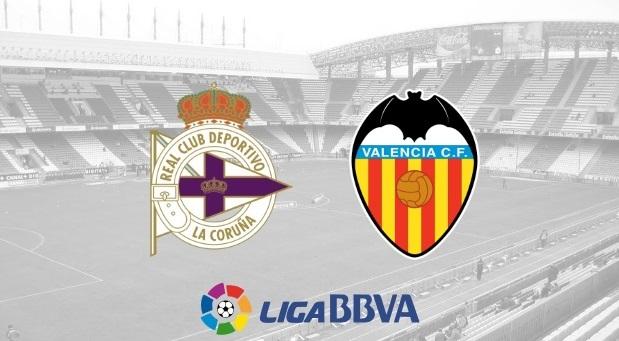 Депортиво – Валенсия (13.01.2018) | Чемпионат Испании 2017/18 | 19-й тур