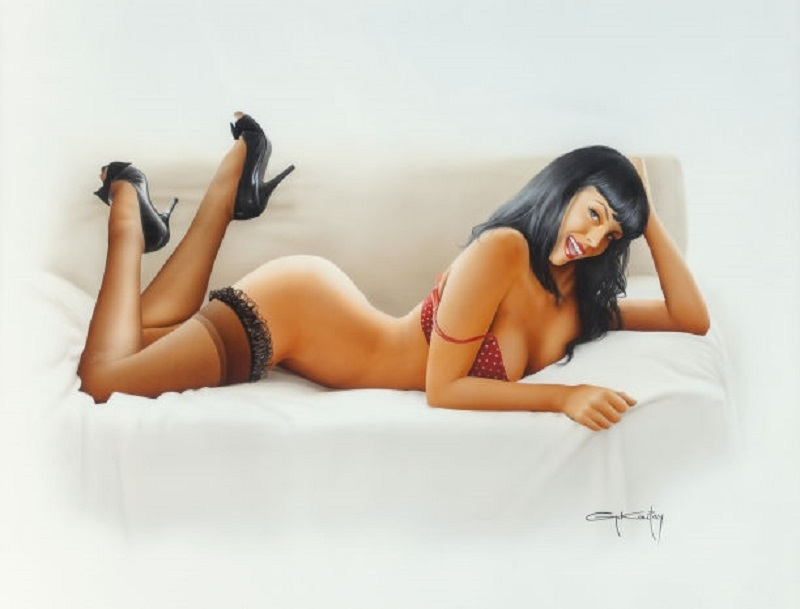 Bettie Page , 2008