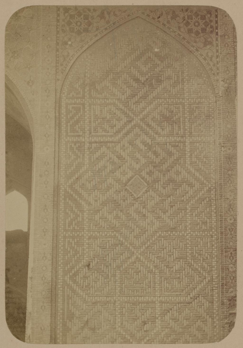Медресе Биби Ханым. Соборная мечеть