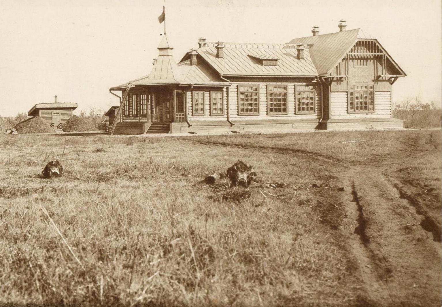 Здание детского приюта