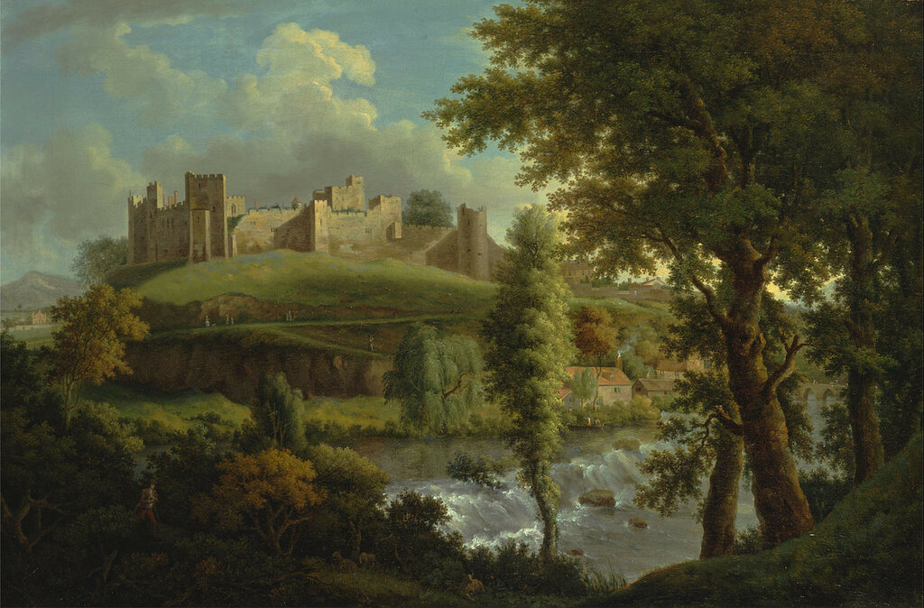 1280px-Samuel_Scott_-_Ludlow_Castle_with_Dinham_Weir,_from_the_South-West_-_Google_Art_Project.jpg