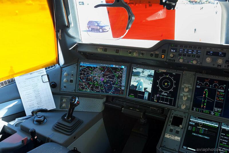 Airbus A350-941 (F-WWCF) Airbus Industrie 042_D702873