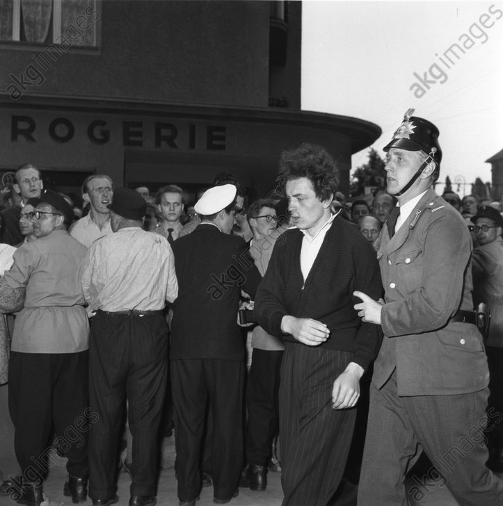 Gedenkfeiern 17. Juni 1954 - -