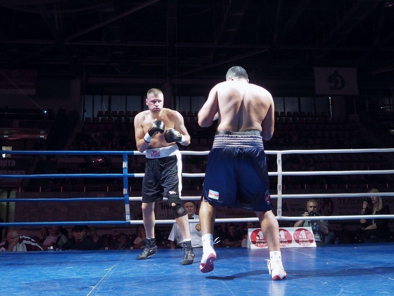 28 Вечер профессионального бокса в Магнитогорске 06.07.2017