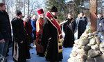 Лития на могиле новомучеников. К столетию подвига Солигаличских новомучеников. 7 марта 2018 г.