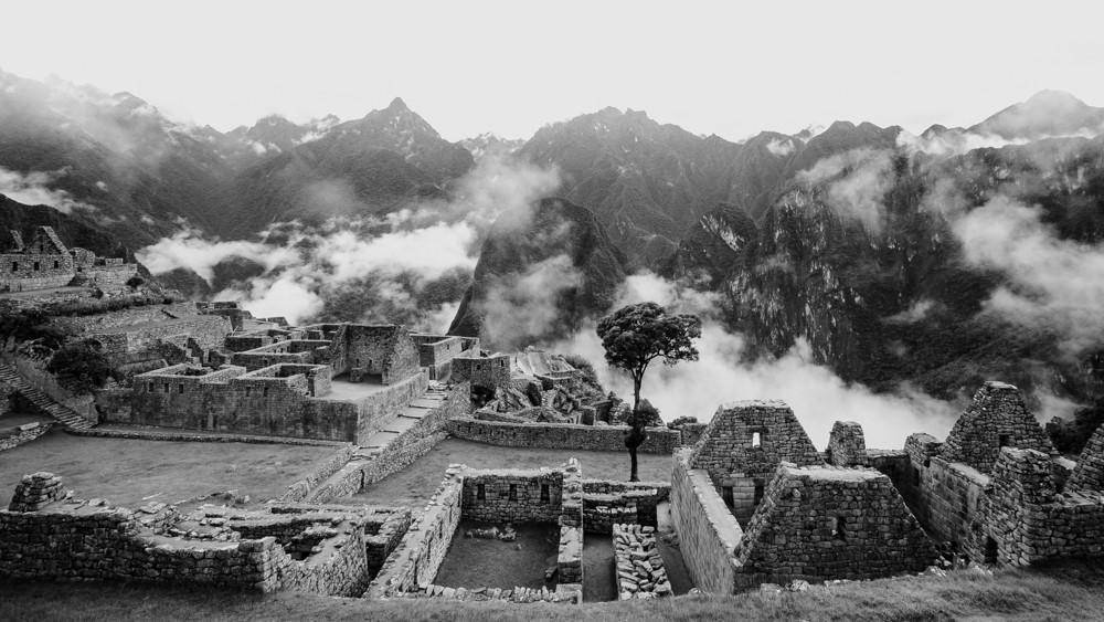 Архитектура и природа на снимках Говина Лапетуле