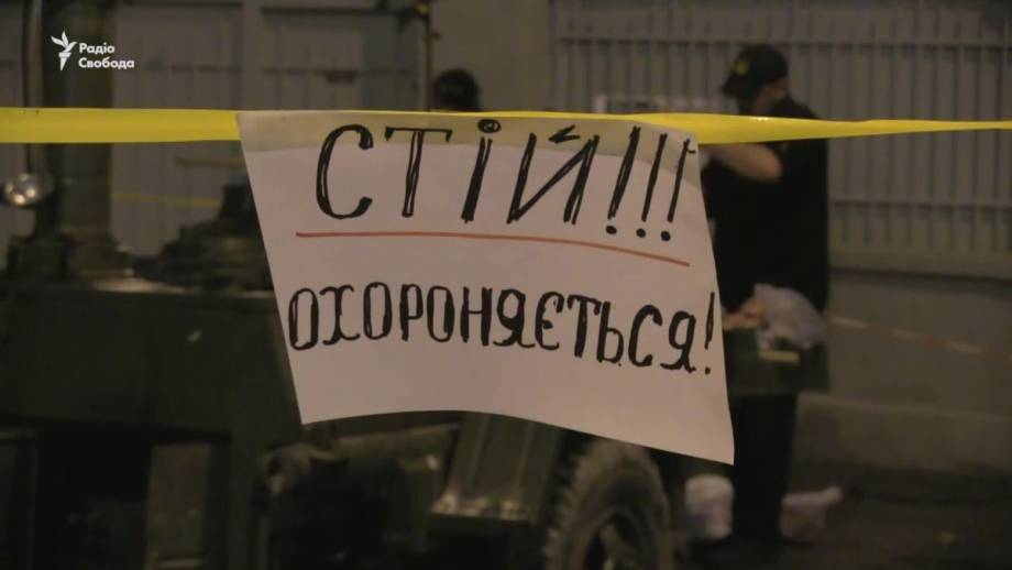 Под стенами Верховной Рады заявили о «ультиматум» президенту