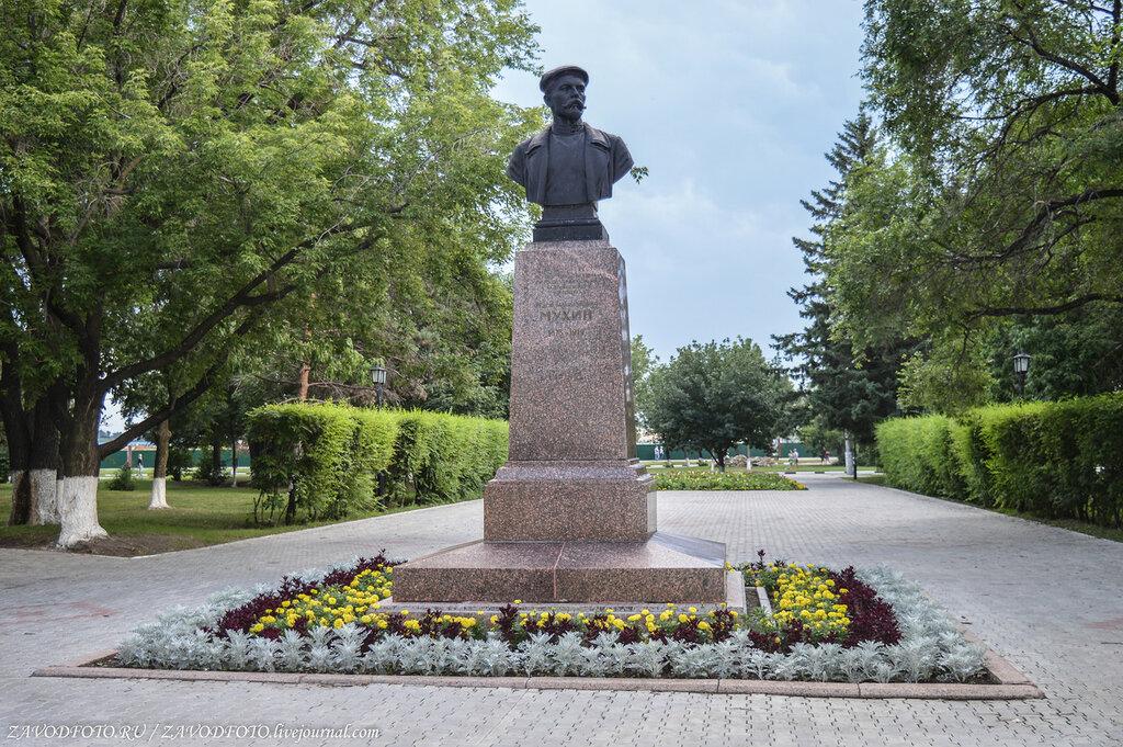 Прогулка по Благовещенску no industry,Благовещенск,Амурская область