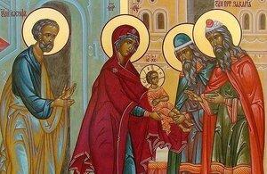 Слово в день праздника Обрезания Господня и памяти святителя Василия Великого