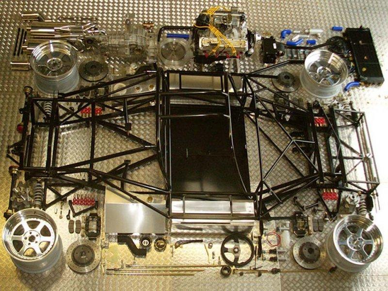 О том, чтобы перекинуть процесс сборки узлов и агрегатов в единый механизм на водителя, производител