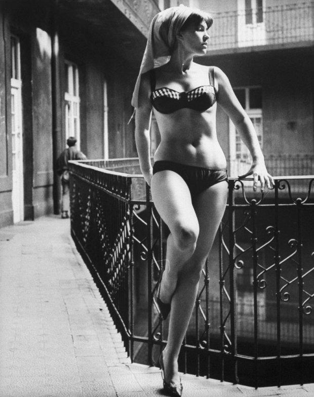 28. Венгерская модель, 1965 г. (Walter Sanders—Time & Life Pictures/Getty Images)
