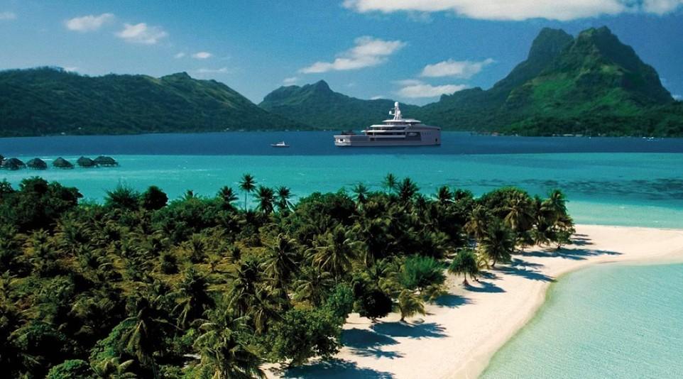 14. Тропический рай.