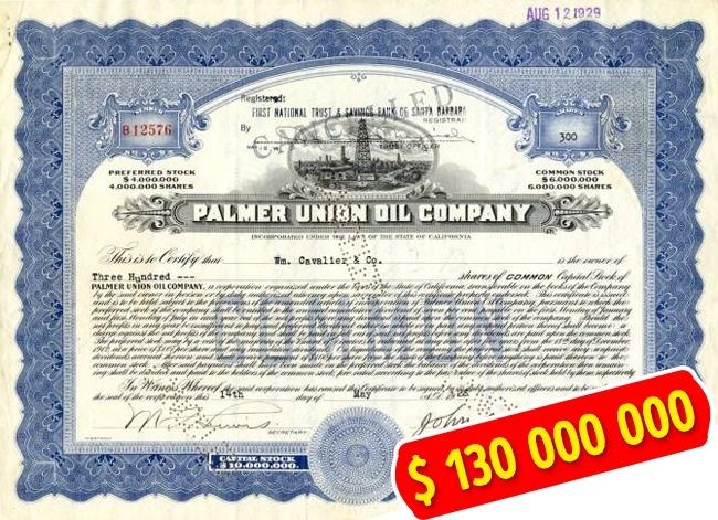 © ABC News  Тони Мэрон потратил $5на гаражной распродаже, купив коробку документов, аполучи