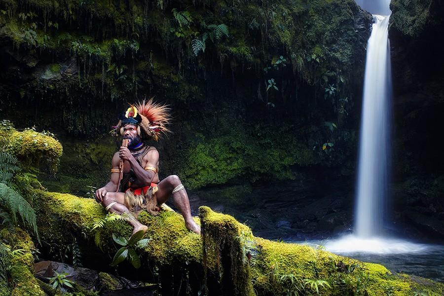 36. Исследуйте неизвестное — Папуа — Новая Гвинея Папуа — Новая Гвинея — одна из самых малоизвестных