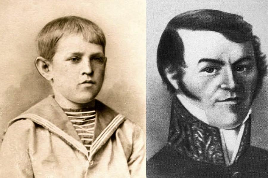 1. Родился Федор Михайлович 30 октября 1821 года в Москве в семье штаб-лекаря Мариинской больницы дл
