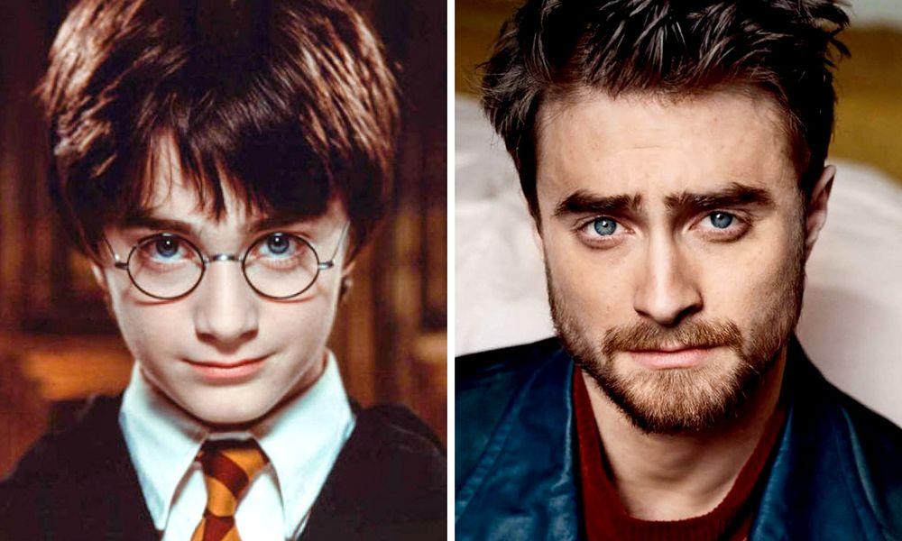 «Гарри Поттер» 14 лет спустя (23 фото)
