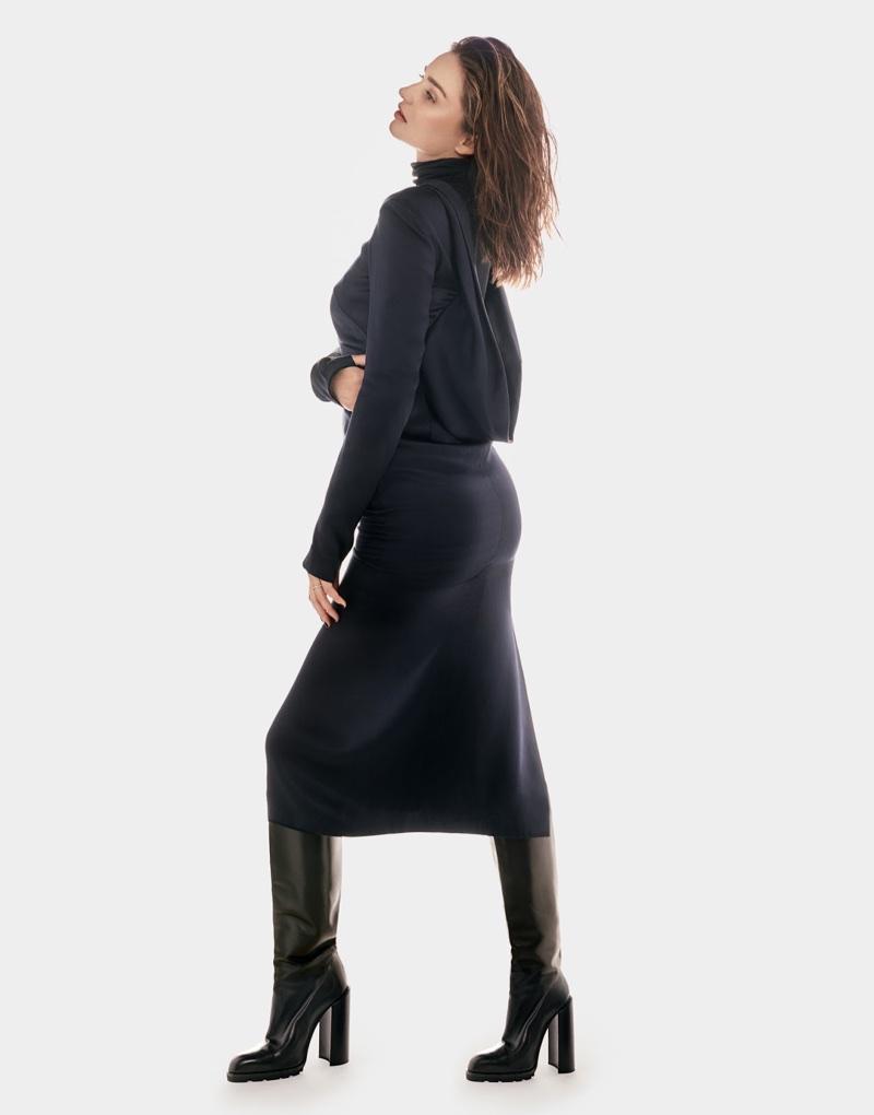 Миранда Керр на обложке The Edit