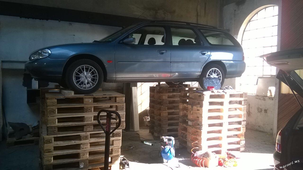 Автомобильный приколы (30 фото)