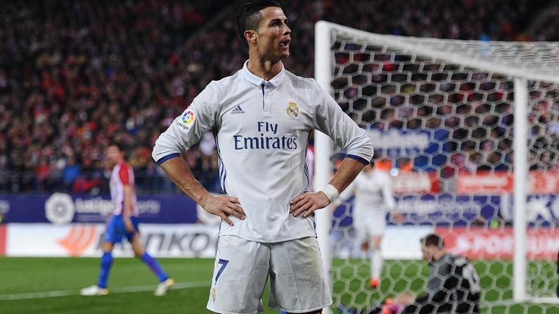 Роналду несыграет противМЮ вматче заСуперкубок УЕФА