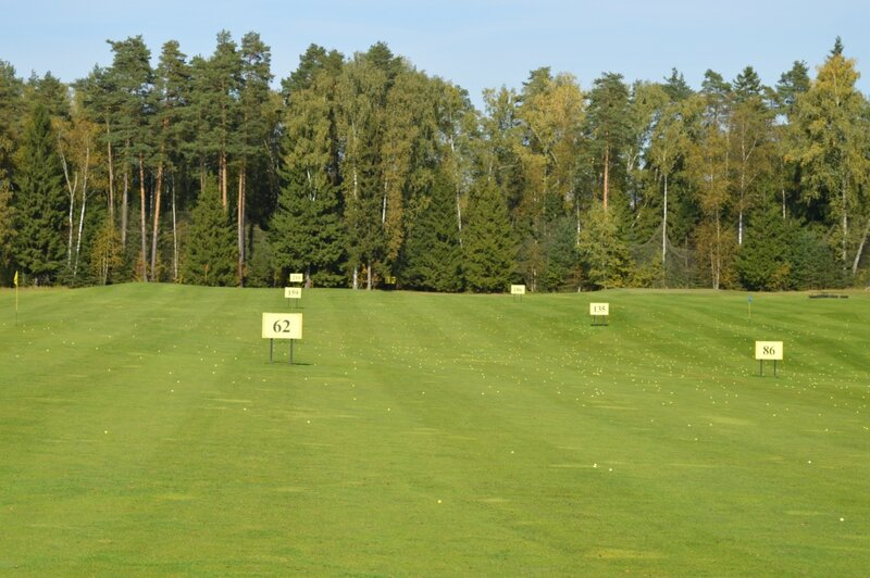 гольф клуб
