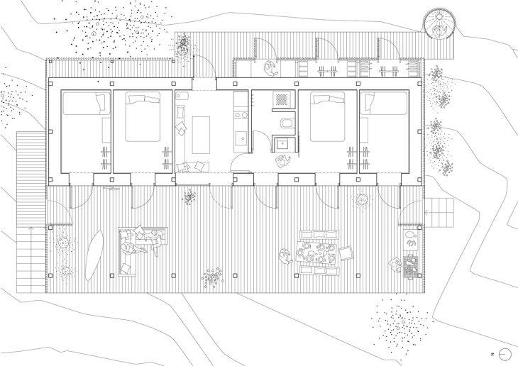 Casa Tuman by Studio Selva (8 pics)