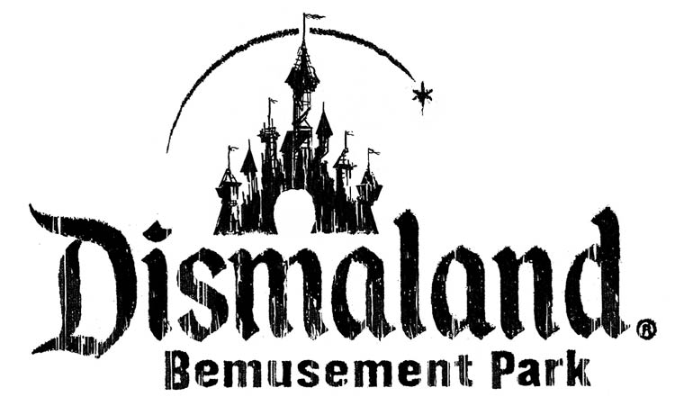 Banksy unveils Dismaland - A satirical group exhibition inspired by Disneyland