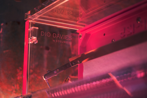 Straight Out of Sci-Fi - Discover The Coral Piano by Dio Davies