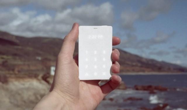 Ultra-minimalist Phone to Get Free (5 pics)