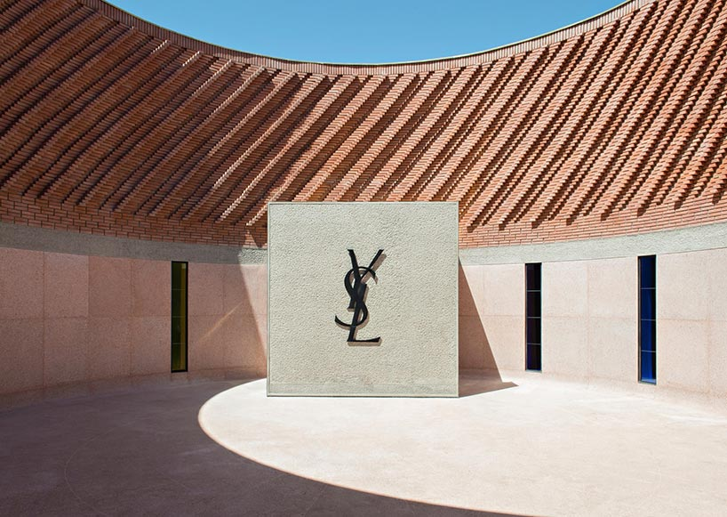 Musee Yves Saint Laurent Opens in Marrakech (9 pics)