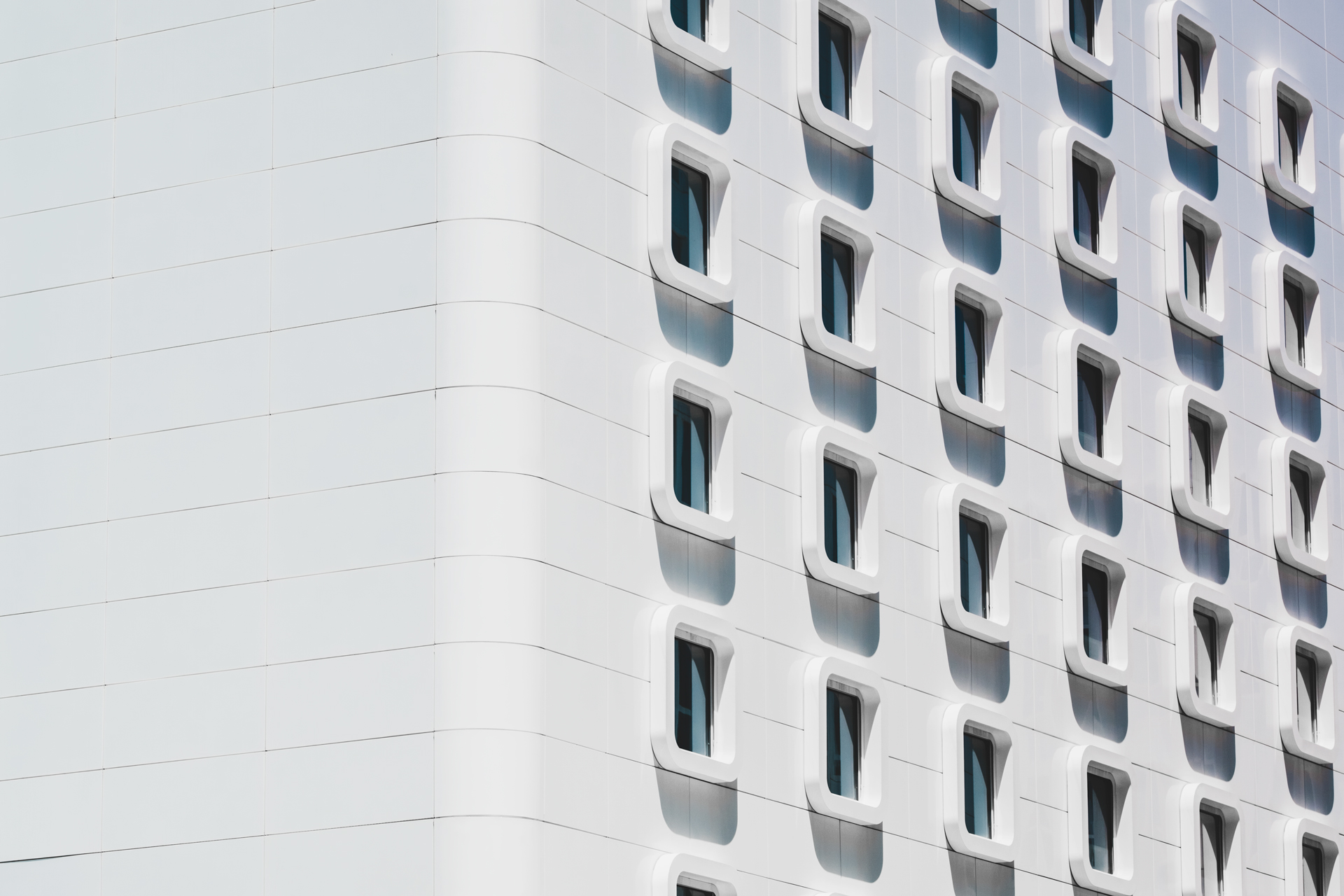 Gorgeous Lines and Minimalism Photography Series