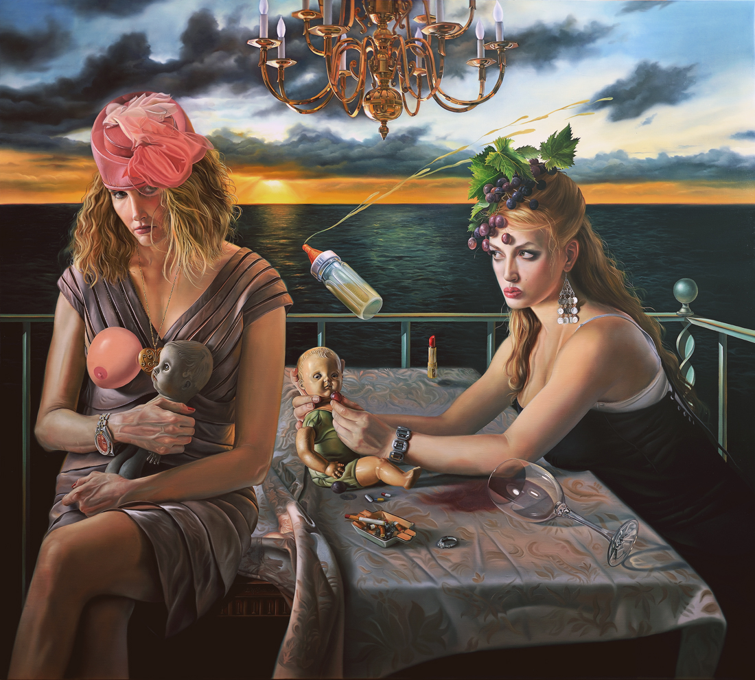 Paintings – David Michael Bowers (8 pics)