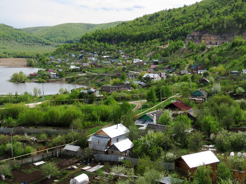 Жигулёвские горы. Полукрым-полуурал, или Русская Тортуга.