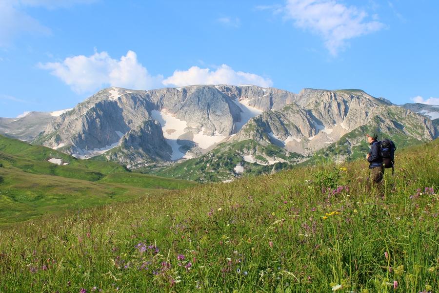 Красивые места на кавказе
