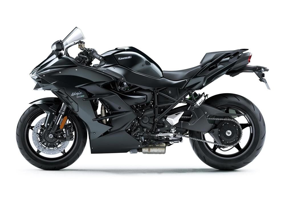 EICMA 2017: спортивно-туристический мотоцикл Kawasaki Ninja H2 SX 2018