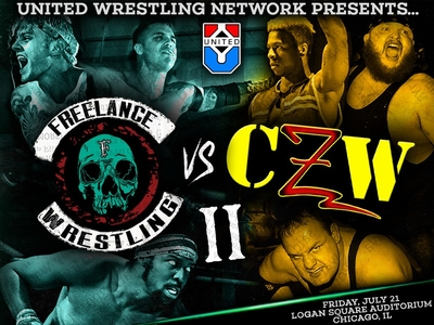 Post image of FW/CZW Freelance vs. CZW II