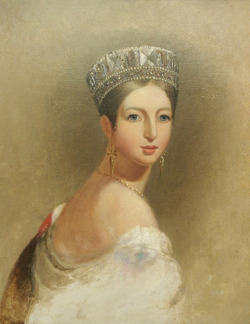 PORTRAIT OF QUEEN VICTORIA.Jpeg