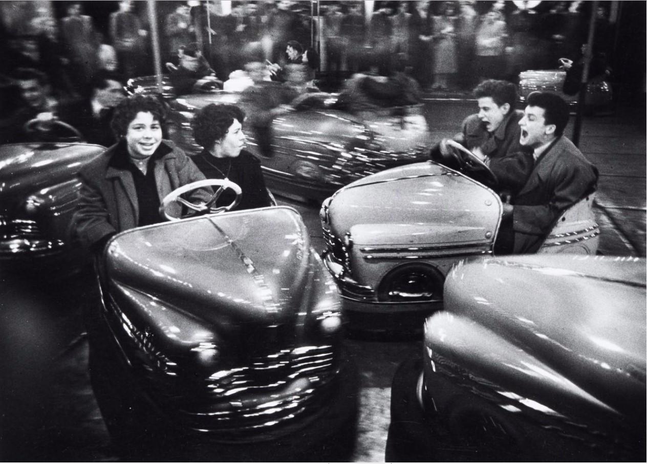1955. Автодром